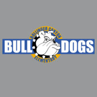 Bulldogs - Youth Heavy Blend™ Hooded Sweatshirt Design