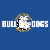 Bulldogs - Youth Heavy Cotton ™ 100% Cotton T Shirt Design