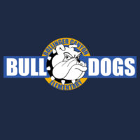 Bulldogs - Adult Tie Dye Tee Design