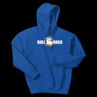 Bulldogs - Adult Heavy Blend ™ Hooded Sweatshirt Thumbnail
