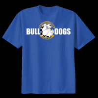Bulldogs - Youth Heavy Cotton ™ 100% Cotton T Shirt Thumbnail