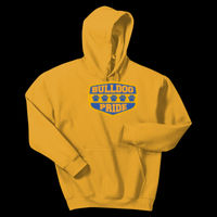 Bulldog Pride - Adult Heavy Blend ™ Hooded Sweatshirt Thumbnail