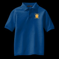 Bulldogs Embroidered - Silk Touch™ Polo - Youth Silk Touch™ Polo Thumbnail