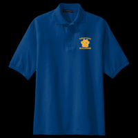 Bulldogs Embroidered - Mens Silk Touch™ Polo - Silk Touch™ Polo Thumbnail