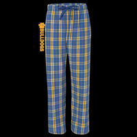 Bulldog - Flannel Pants With Pockets, Adult & Youth Thumbnail