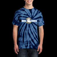 Bulldogs - Youth Tie Dye Tee Thumbnail